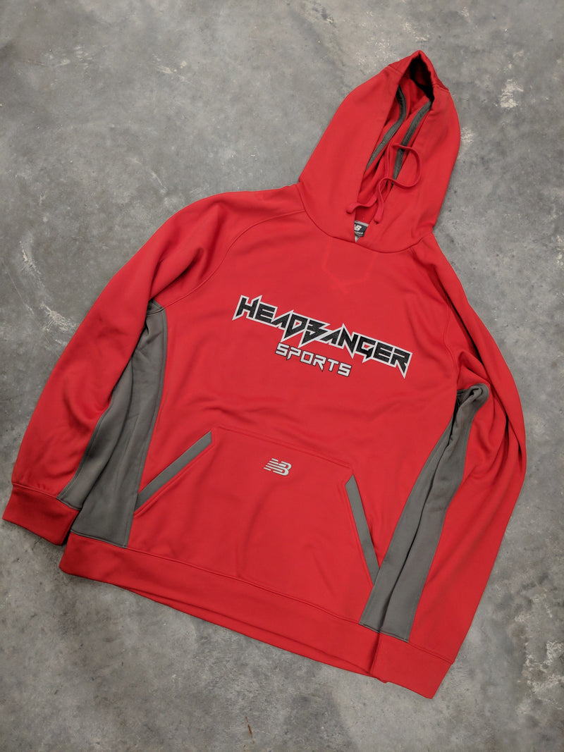 HB Sports Branded New Balance Hoodie: TMMT606
