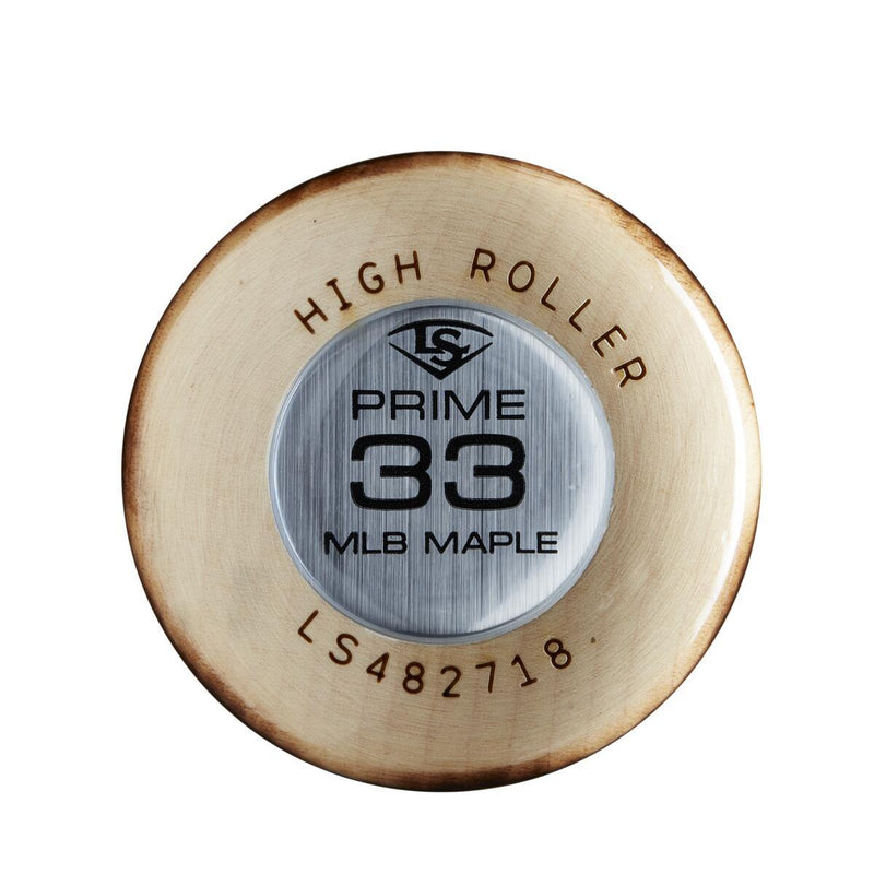 Louisville Slugger Prime High Roller C271 Maple Wood Baseball Bat: WTLWPM271D20
