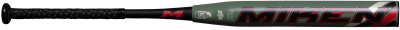 "2020 Limited Edition Miken DC-41 14"" Supermax GREEN USSSA Slowpitch Softball Bat: MDC20U-GRN"