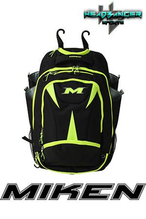 Miken Freak XL Wheeled Backpack Bat Bag: MFRKXL-2