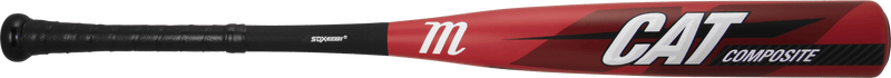 2019 Marucci CAT 8 Composite (-10) USSSA Baseball Bat: MSBCCP10