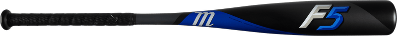 Marucci F5 Senior League Black USSSA (-5) Baseball Bat: MSBF52Y5