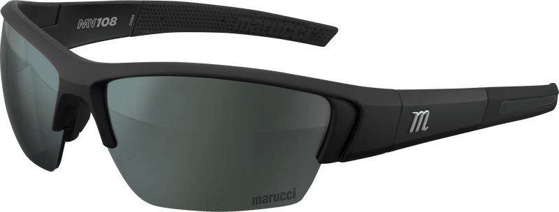 Marucci MV108 Performance Sunglasses: MSNV108-MB-BK