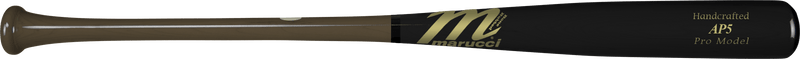 Marucci Albert Pujols Maple Wood Baseball Bat: AP5 Brown & Black
