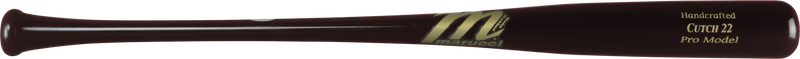 Marucci Andrew McCutchen Maple Wood Baseball Bat: CUTCH22 Cherry at headbangersports.com