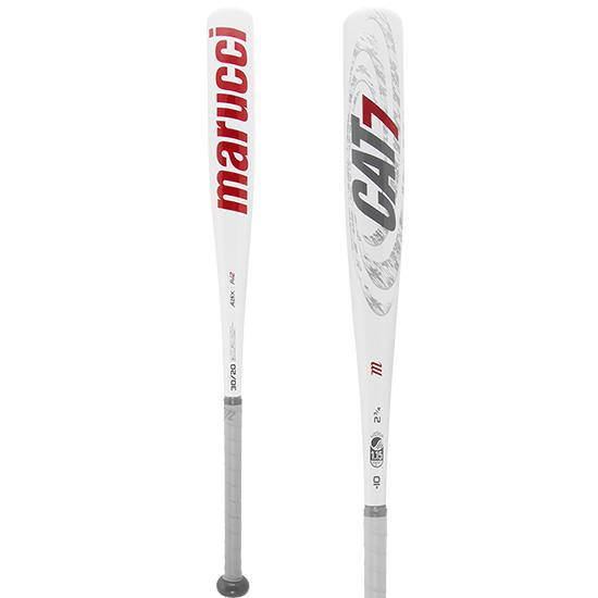 2018 Marucci CAT 7 (-10) Senior League USSSA Baseball Bat: MSBC7X10 at headbangersports.com