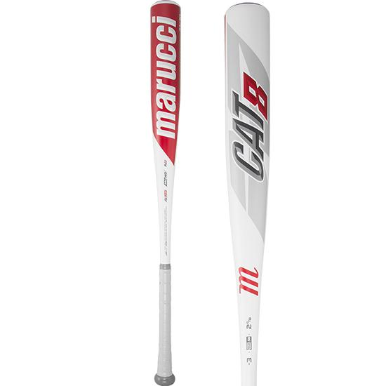 2019 Marucci CAT 8 BBCOR (-3) Baseball Bat: MCBC8 at headbangersports.com