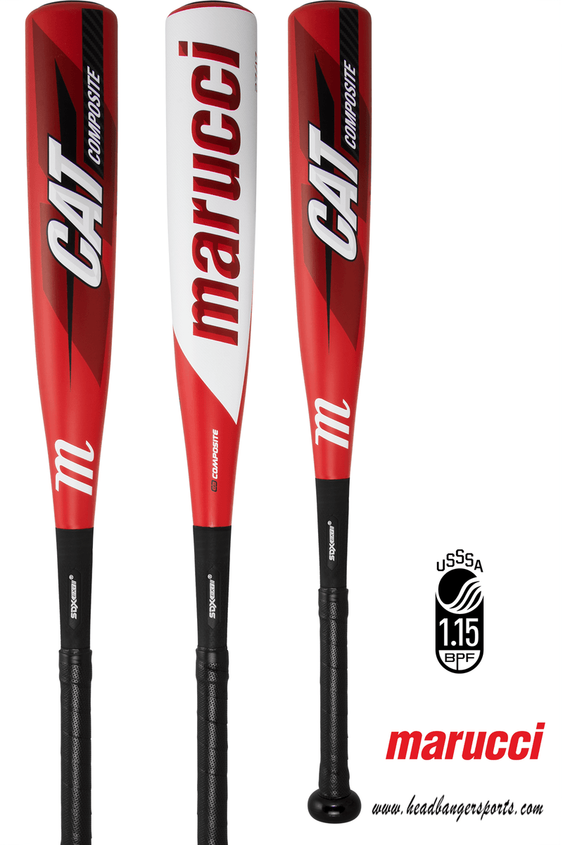 2019 Marucci CAT 8 Composite -10 Junior Big Barrel Baseball Bat: MJBBCCP