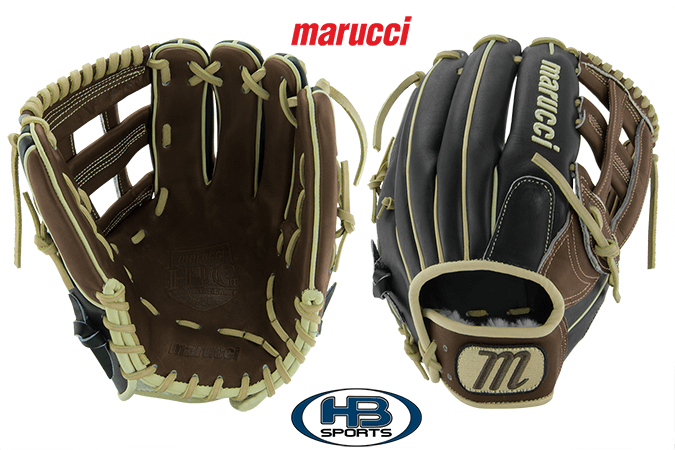 "Marucci Honor The Game 11.75"" Baseball Glove: MFGHG1175H at headbangersports.com"