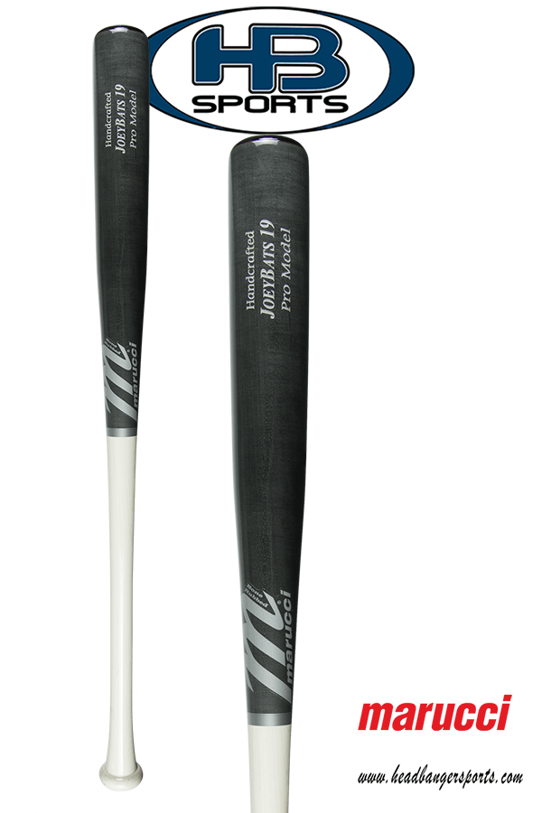 Marucci Jose Bautista Maple Wood Baseball Bat: MVEIJOEYBATS19-WS