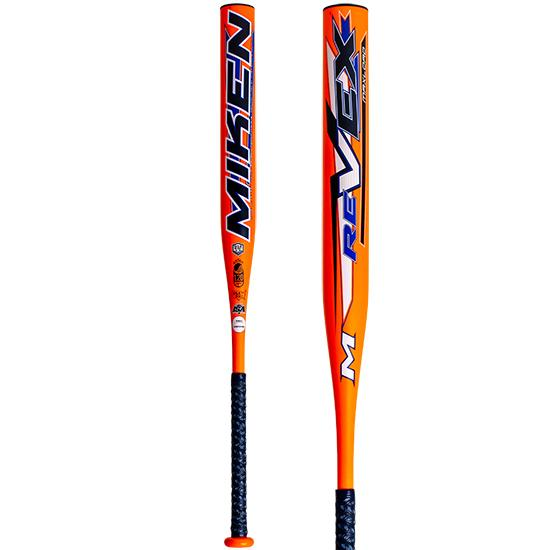 2020 Miken Rev-Ex Maxload ASA & USSSA Slowpitch Softball Bat: MREV20