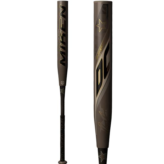 "2019 Miken DC-41 Denny Crine 14"" SuperMax ASA Slow Pitch Softball Bat: MDC18A"