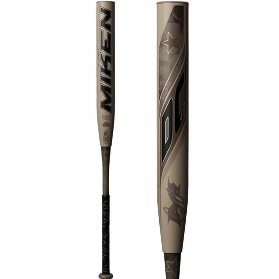 "2019 Miken DC-41 Denny Crine 14"" SuperMax USSSA Slowpitch Softball Bat: MDC18U"