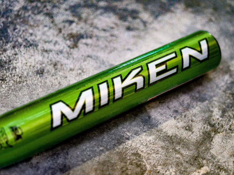 Miken Slowpitch Softball Bats available at headbangersports.com