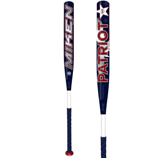 2019 Miken Freak Patriot ASA Limited Edition Throwback Series: FPATMA at headbangersports.com