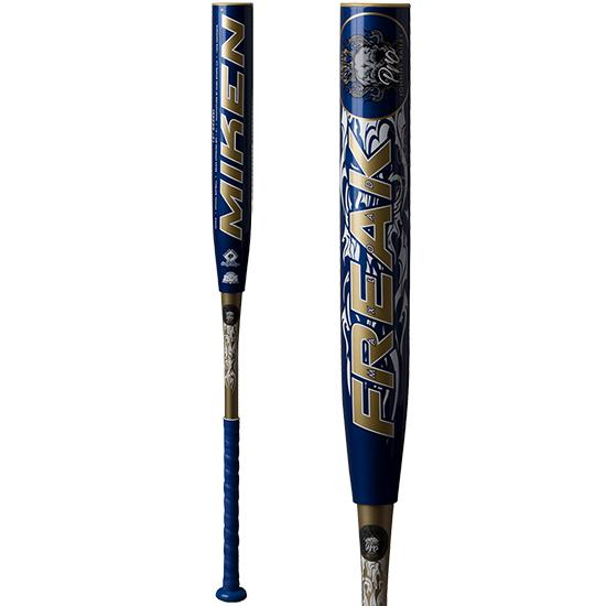 "2019 Miken Freak Pro 12"" Maxload SSUSA Softball Bat: MFPR12"