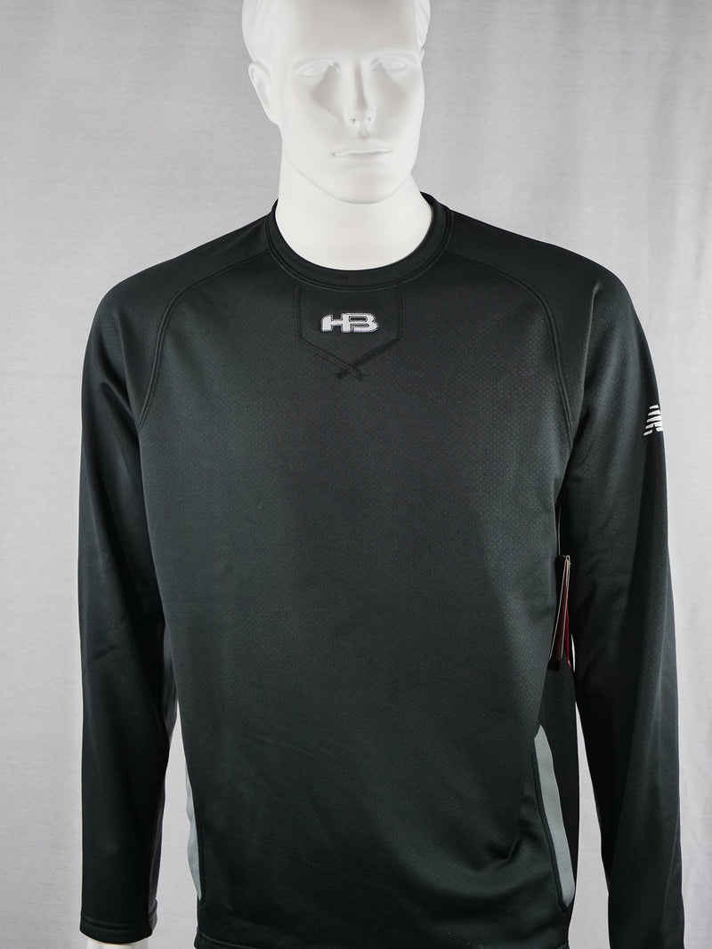 New Balance Mens Baseball Pullover 2.0: MT73707