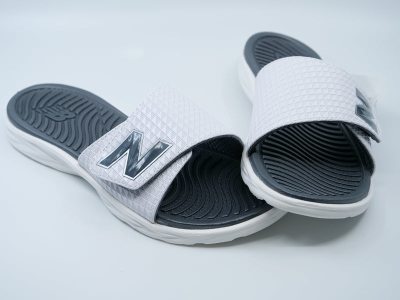 ae716f0638212 New Balance Men's 3067 Response Slide Sandals at headbangersports. ...