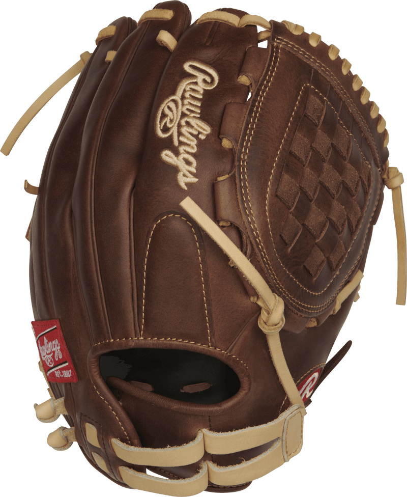 "Rawlings Heart of the Hide 12"" Fastpitch Softball Glove: PRO120SB-3SL at headbangersports.com"