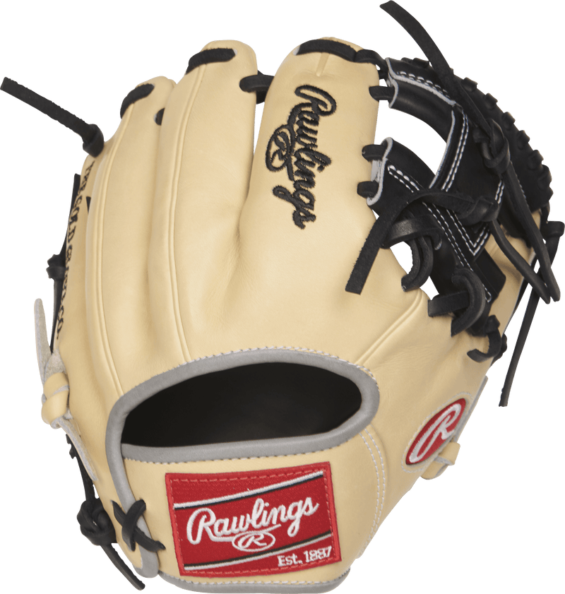 "Rawlings Heart of the Hide 9.5"" Baseball and Softball Training Glove: PRO200TR-2C at headbangersports.com"