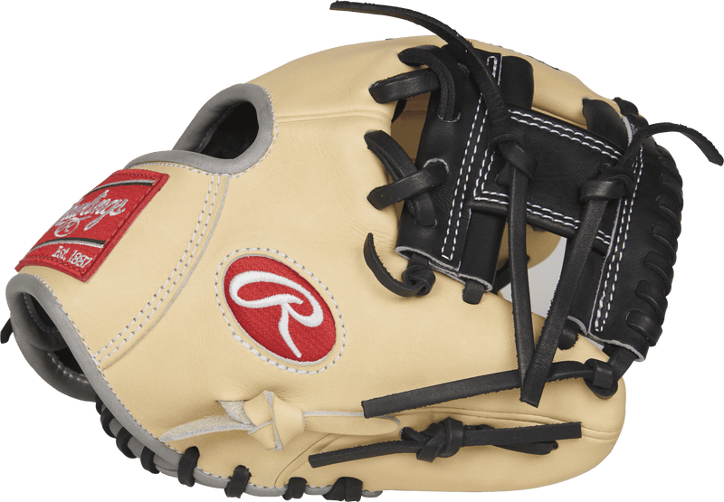 Rawlings Heart of the Hide Pro I Web Infield Baseball Training Glove at headbangersports.com