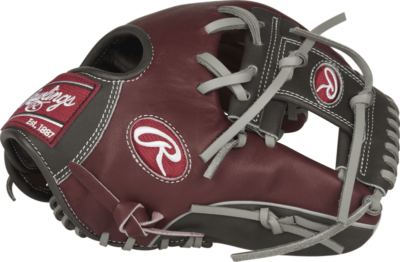 Rawlings Color Sync Heart of the Hide - Pro I Web - Cherry Color