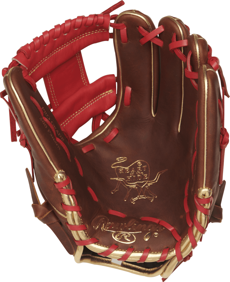 2019 Rawlings Heart of the Hide PRO204-2TIG Glove