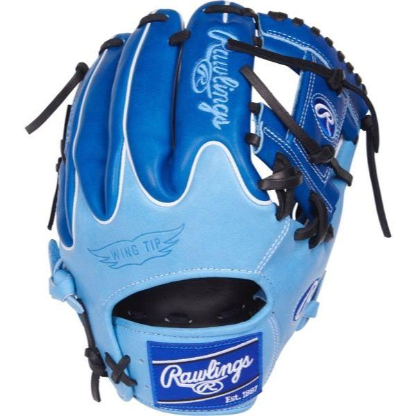 "Rawlings Heart of the Hide Color Sync 3.0 11.50"" Baseball Glove: PRO204W-2RCB"