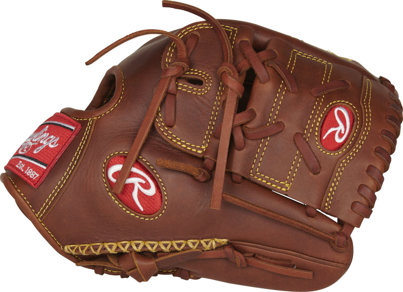 "11.75"" Pitching Glove by Rawlings at headbangersports.com"