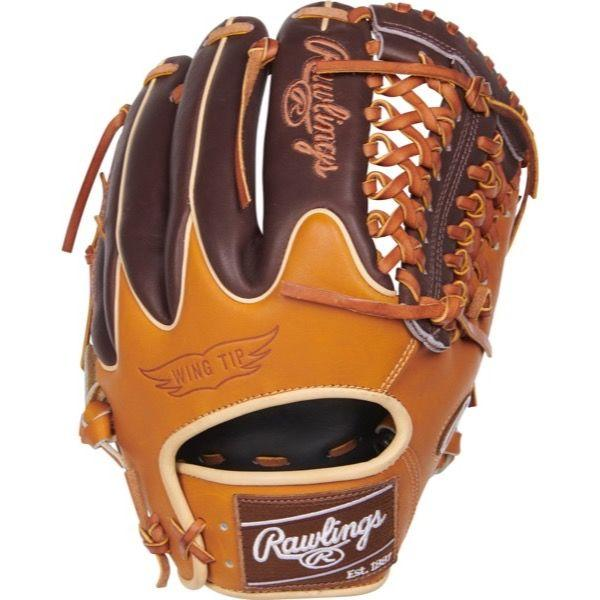"Rawlings Heart of the Hide Color Sync 3.0 11.75"" Baseball Glove: PRO205W-4TCH"