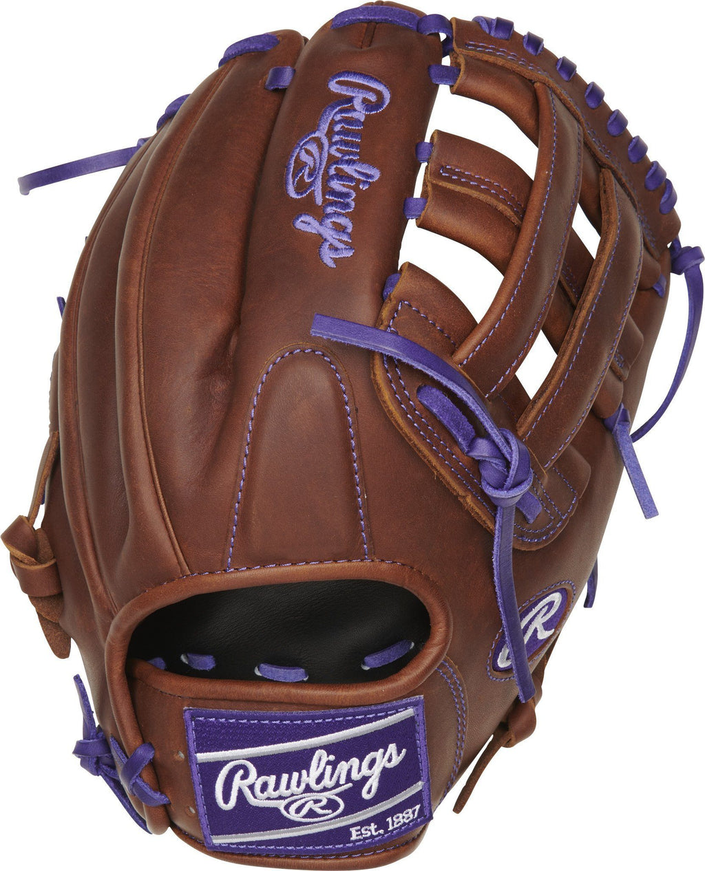 "Rawlings Heart of the Hide Color Sync 4.0 12"" Baseball Glove: PRO206-6TIP"