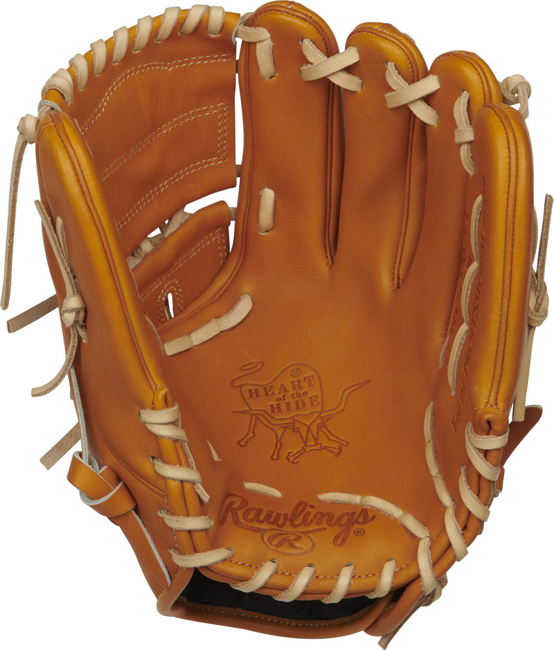 "Inside Palm View of Rawlings Heart of the Hide 12"" Baseball Glove: PRO206-9T at headbangersports.com"