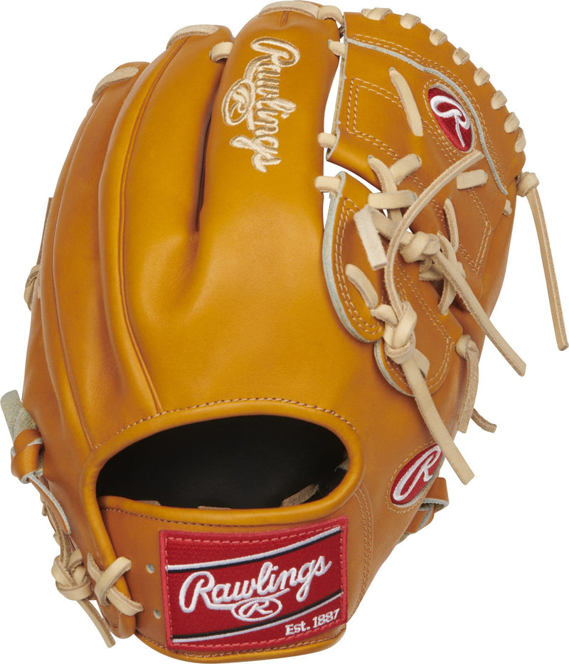 "Rawlings Heart of the Hide 12"" Baseball Glove: PRO206-9T at headbangersports.com"