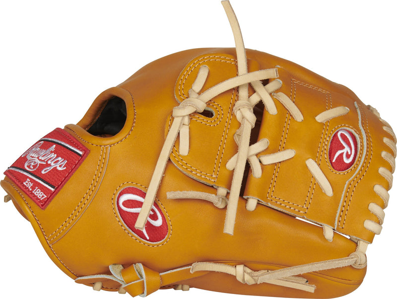 "All Tan Leather Heart of the Hide 12"" Baseball Glove at headbangersports.com"