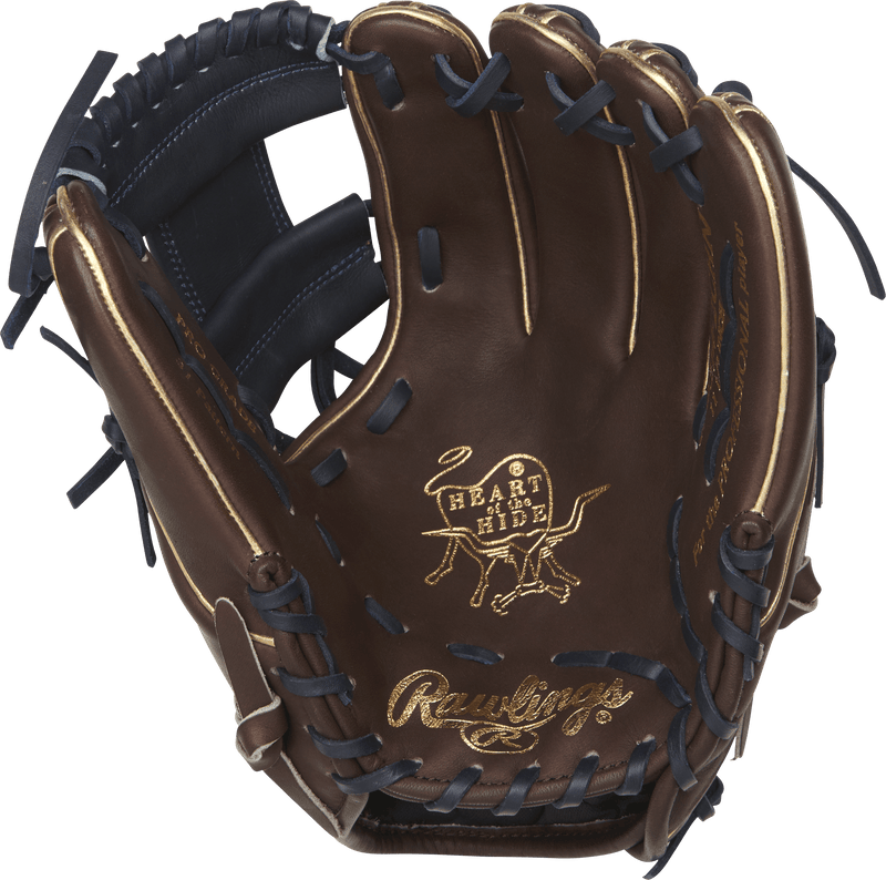 "Inside View of Rawlings Heart of the Hide Color Sync 2.0 11.5"" Baseball Glove: PRO314-2CHN at headbangersports.com"