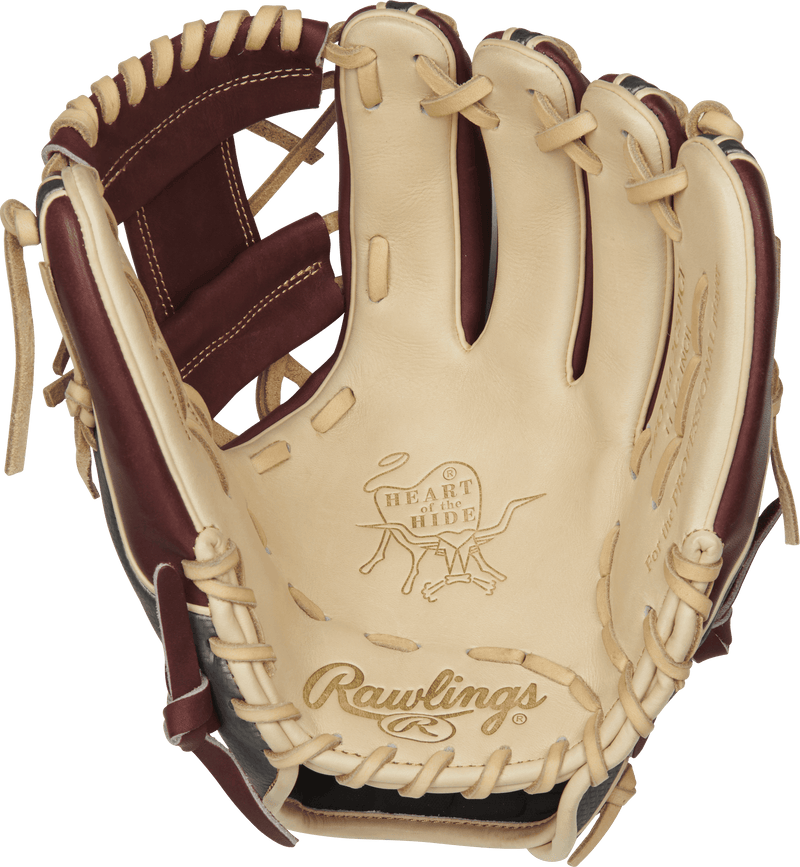 "Rawlings Heart of the Hide Color Sync 4.0 11.5"" Baseball Glove: PRO314-2CSHCF"