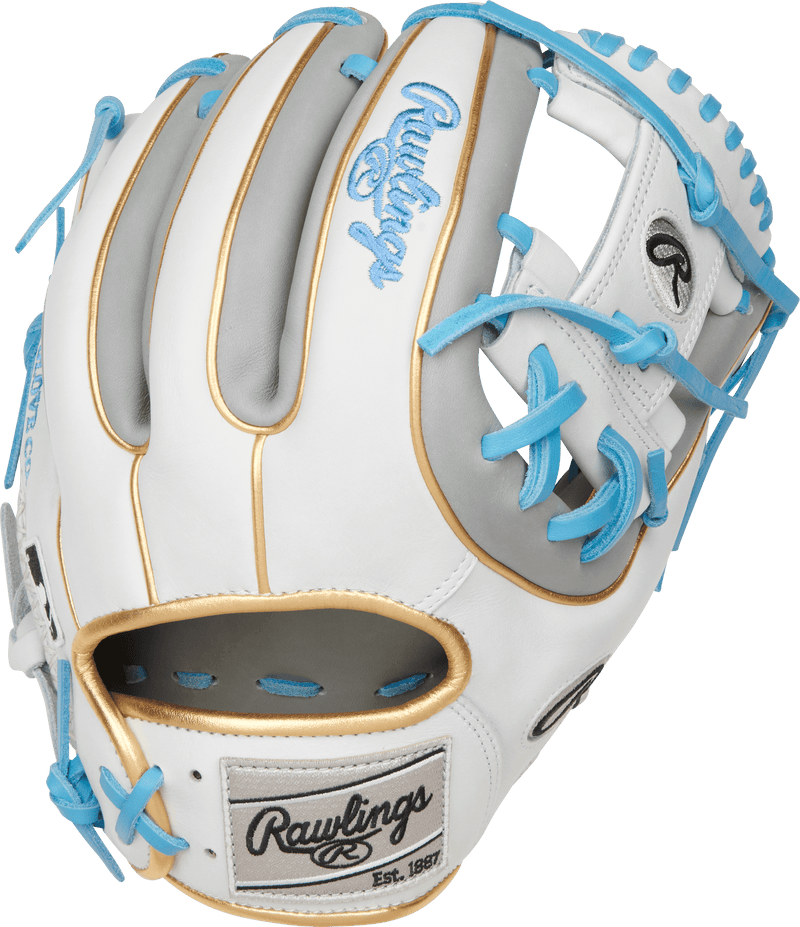 "Rawlings Heart of the Hide Color Sync 5.0 11.5"" Baseball Glove: PRO314-2GW - headbangersports.com"