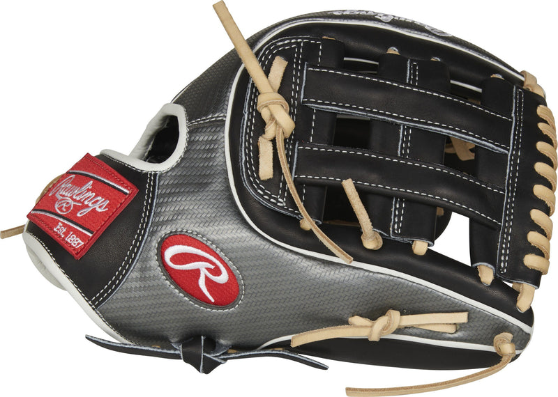 Hyper Shell H-Web Rawlings Baseball Glove 11.75 inch at headbangersports.com