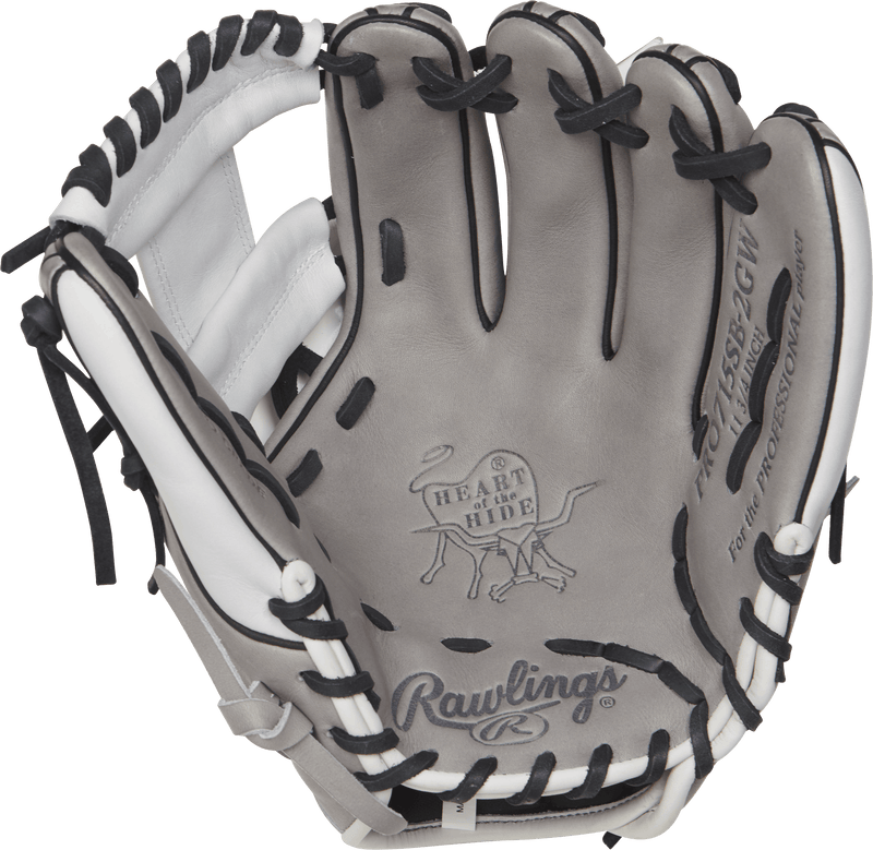 Inside View of Rawlings 11.75 inch Infield Softball Glove