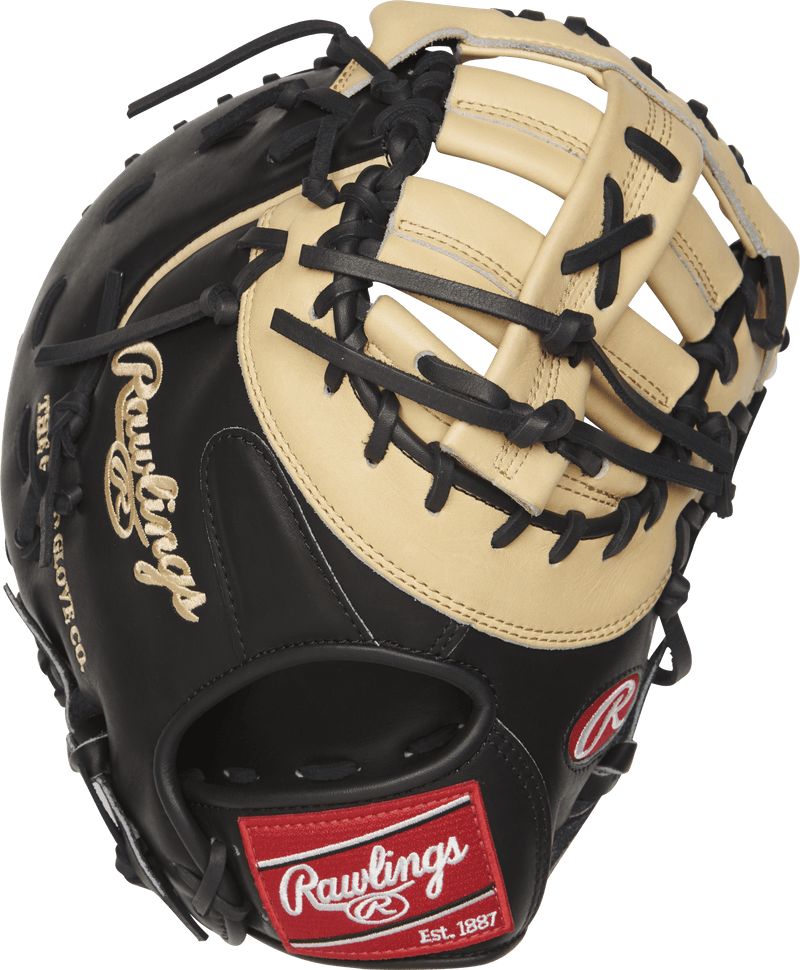 Rawlings HOH First Basemans Glove (Mitt) at headbangersports.com