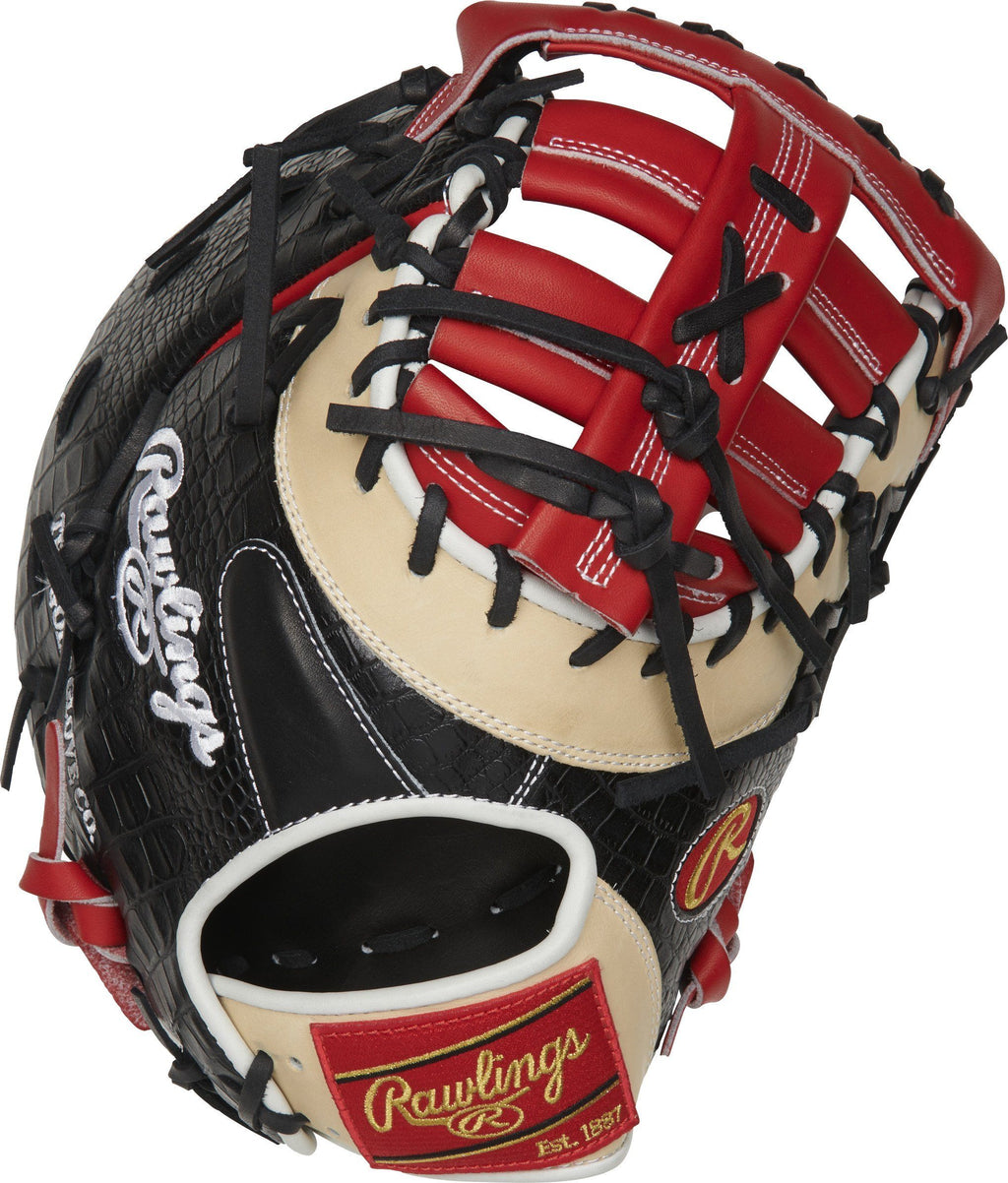 "Rawlings Heart of the Hide ColorSync 4.0 13"" First Base Mitt: PRODCTSCC"
