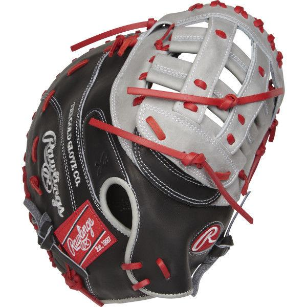 "Rawlings Heart of the Hide 12.25"" First Base Mitt: PROFM20BGS at headbangersports.com"