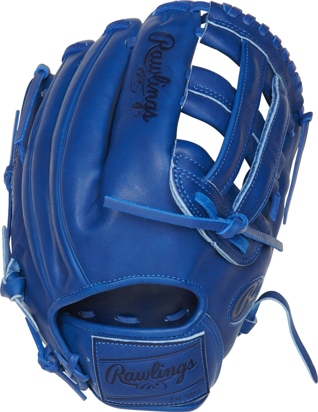"Rawlings Heart of the Hide 12.25"" Pro Label Storm Baseball Glove: PROKB17-6R"