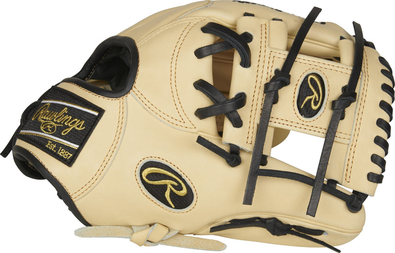 "Rawlings Heart of the Hide 11.5"" Baseball Glove: PRONP4-2CB"