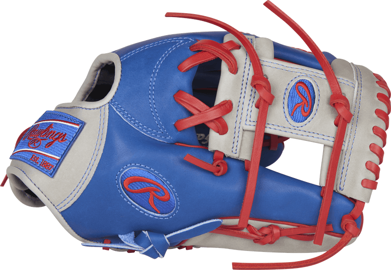 Rawlings Pro I Web Heart of The Hide Baseball Glove at headbangersports.com