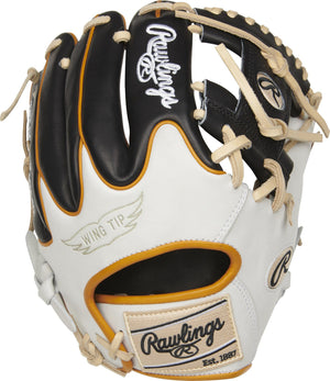 "Rawlings Heart of the Hide R2G 11.5"" Baseball Glove: PROR204W-2B at headbangersports.com"