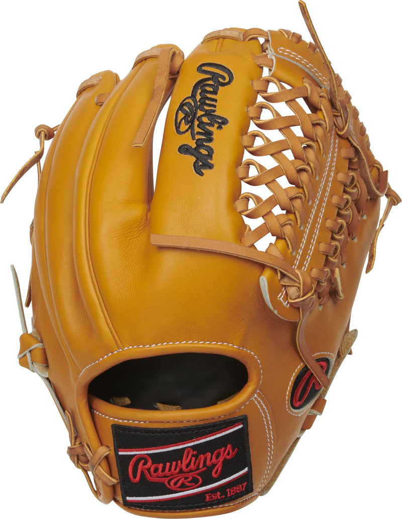 "Rawlings Heart of the Hide R2G 11.75"" Baseball Glove: PROR205-4T"