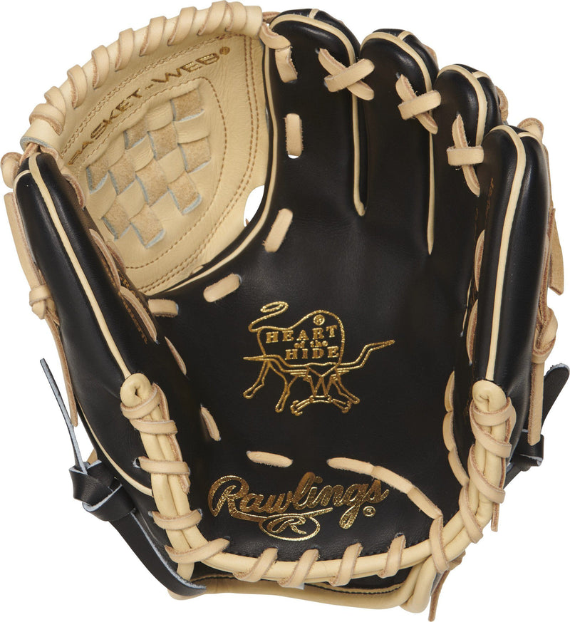 Easy to Break In Youth Baseball Glove at headbangersports.com