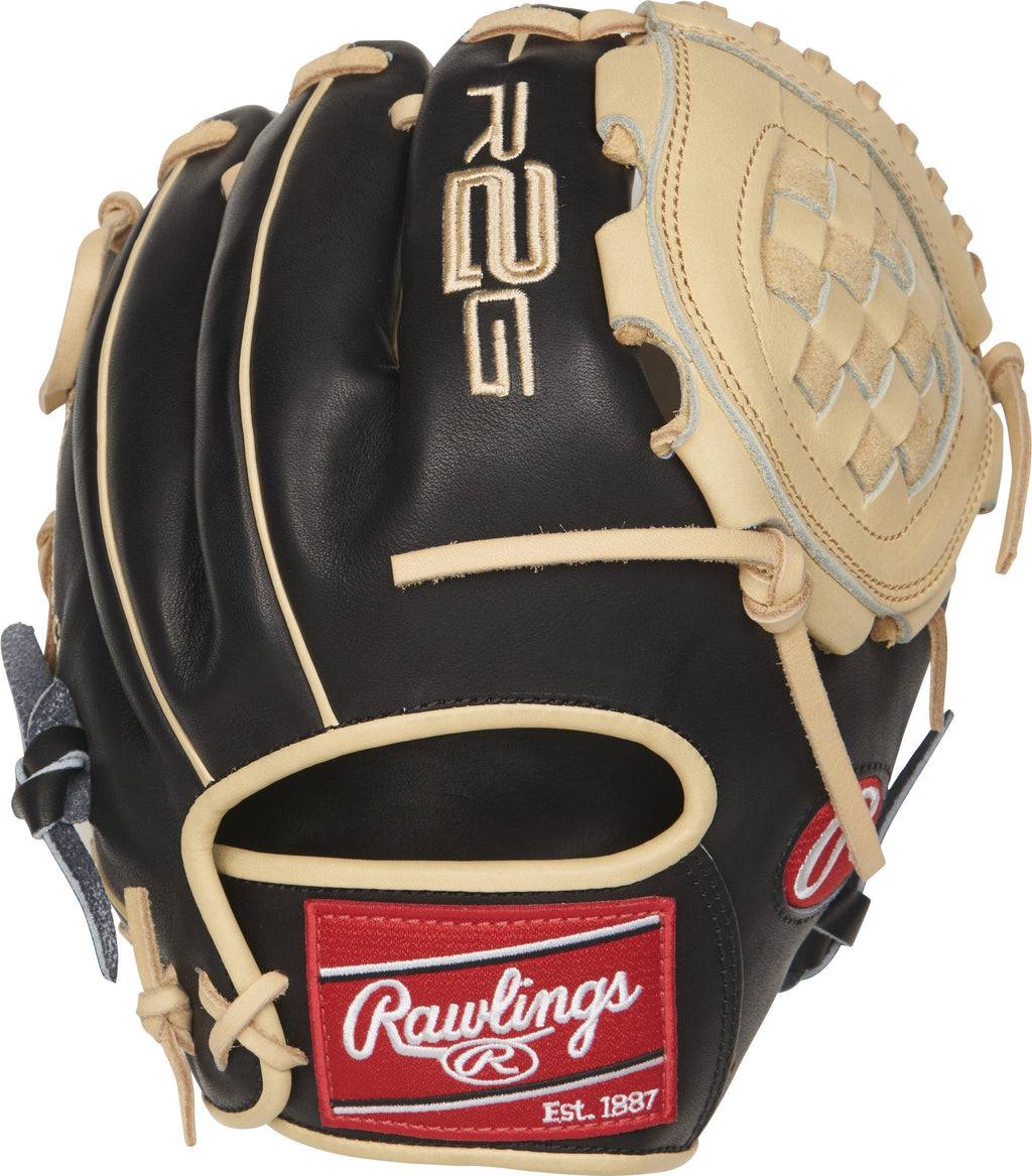 "Rawlings Heart of the Hide R2G 10.75"" Youth Baseball Glove: PROR210-3BC"