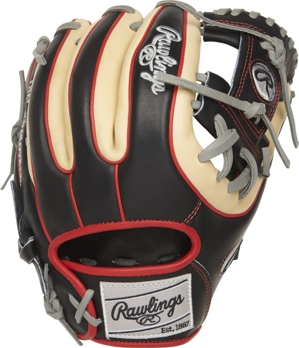 "Rawlings Heart of the Hide R2G 11.5"" Baseball Glove: PROR314-2B at headbangersports.com"